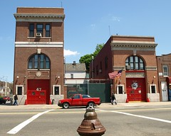 E064 FDNY Firehouses Engine 64 & Ladder 47, Castle Hill, Bronx, New York City (jag9889) Tags: county city nyc house ny newyork building station architecture truck hydrant fire ebay bronx engine 64 company borough ladder firehouse 2008 fdny department firefighters castlehill 47 bravest parkchester engine64 e064 y2008 ladder47 unionport jag9889 stbronx