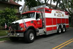 Westwood, NJ Fire Department (OaklandFD213 (Fire 1)) Tags: rescue fire 17 westwood department 2007 unit kenworth