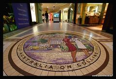 Mosaic (Adam Dimech) Tags: mall shopping floor mosaic centre australia melbourne shoppingcentre victoria tiles walkway flooring collinsstreet australiaoncollins