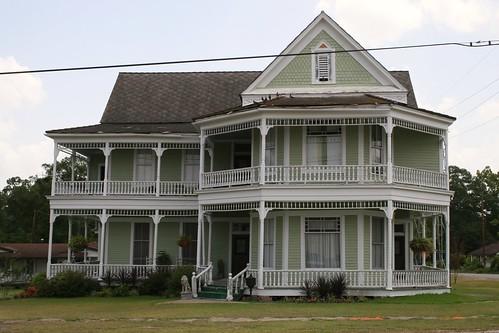 Beautiful Garrison House Style