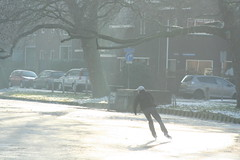 Winter in Nederland (Marianne de Wit) Tags: winter dutch landscape nederland nationalparkdehogeveluwe nederlandselandschappen