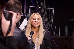 IMG_0210 (Melodifestivalklubben_OGAE_Sweden) Tags: melodifestivalen växjö melfest deltävling vida arena 2017 krista sigfrids kristasigfrids snurra min jord snurraminjord intervju