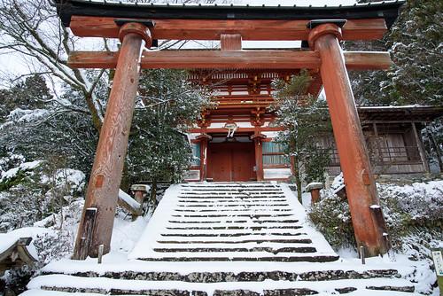 吉野水分神社1・Mikumari Shrine