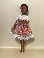 "Barbie 17"" (nesi b) Tags: barbie endlass hair kingdom 17 requiemart pattern"