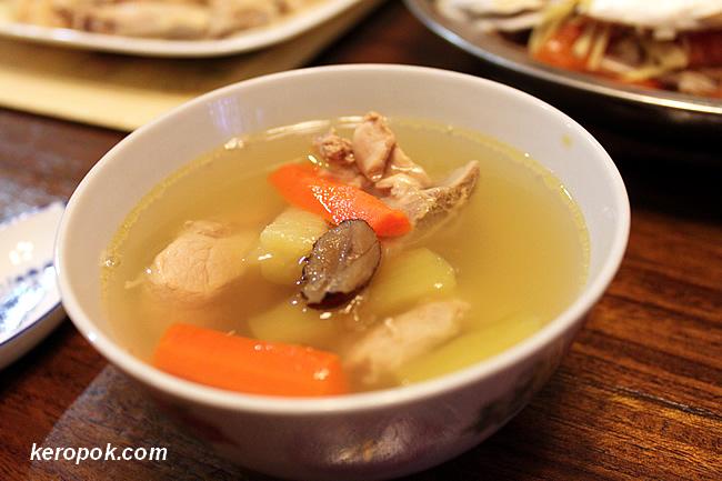 Bittergourd Soup