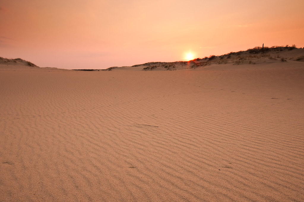 The Golden Sands of Nida by Vaidas M, on Flickr