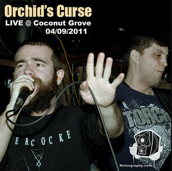 Orchids Curse - Noisography LIVE Concert Series
