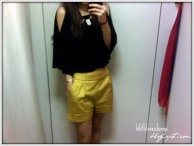 MEGAGAMIEs Upcoming Shorts in Mustard (2)