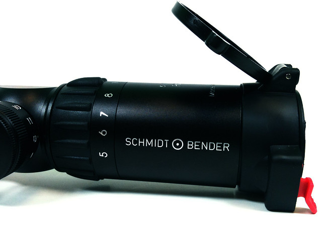 Schmidt and Bender 5-25x56mm PMII