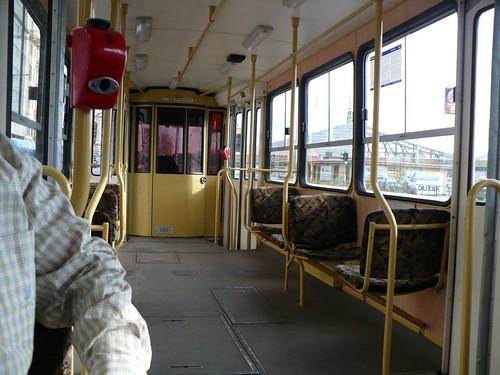 Budapest_TramInterior