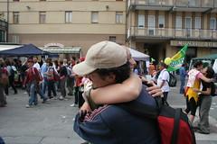 Free hugs (FrancescoP) Tags: marcia pace perugia assisi 2007