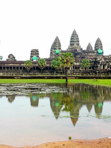 [Backpacking@Cambodia] Angkor Wat吴哥窟
