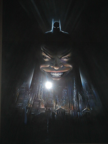 Original Batman Poster