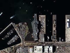 Aircraft Carrier USS Midway, 2004