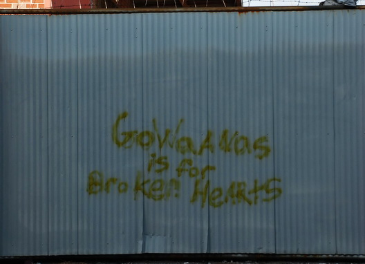 Gowanus is for Broken Hearts