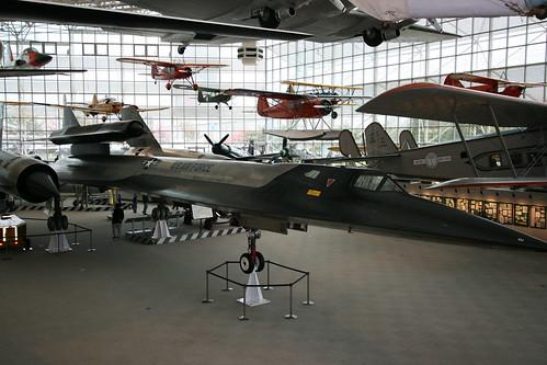SR-71 - Boeing Museum
