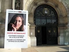 Ingrid Betancourt - Foto di Gabriella Alu'