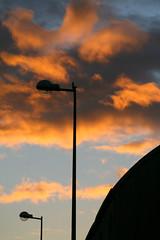 Le rêve d'Herbert, ... n°10 (louistib) Tags: street light shadow urban orange lamp clouds streetlamp lumière ombre herbert nuages soe lampadaire réverbère diamondclassphotographer louistib rêveurherbert dreamerherbert