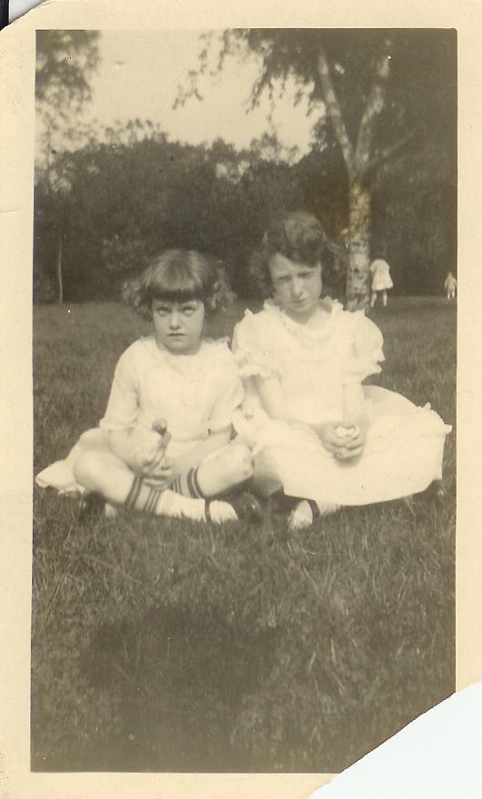 Grandma Sullivan & Aunt Alice