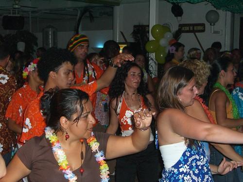 Meringue Line Dancing