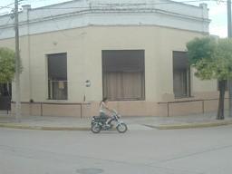Casa de la Cultura de calle Colón y Belgrano