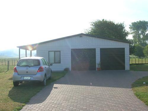 Nuestra casa de Rotorua