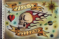 airbrushed skull sketch (Marius Mellebye / 276ccm) Tags: shadow red yellow norway pencil paper skull star norge sketch drawing teeth gothic oldschool flame planet hart draw transparent sketches rd flamme tegning gul tenner maling airbrush skisse hjerte skygge papir stjerne mariusmellebye tegne holbein mellebye blyant skalle carnial tegneblokk lakk kranie lakkering uferdig narius skisseblokk