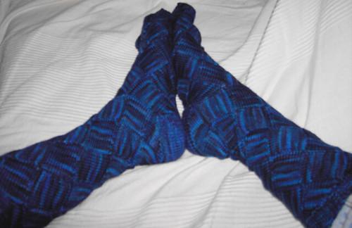 Billy Reid's comfy house socks