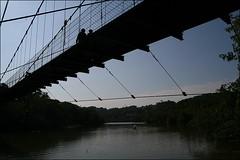 峨眉湖吊橋14