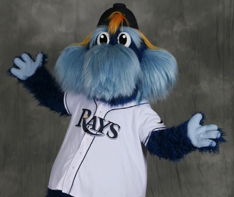 [THE HANGOVER] If You Can 'Belly Wiggle' And Scare Children, The Rays Have A Job For You