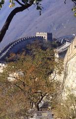 The Great Wall, Beijing  2002 (Karl Agre, M.D.) Tags: day photos 5 beautifulexpression photographyrocks absolutelystunningscapes worldtrekkker greatshotss