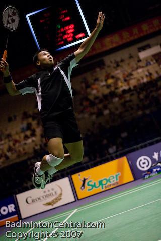 Markis Kido Jump Smash