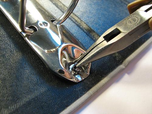 Brand new vintage software book handbag