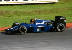 Stefan Bellof Tyrrell Renault 014 Brands Hatch 1985 Pre European GP Tests (Antsphoto) Tags: uk slr classic ford car race speed 35mm one european britain grand f1 racing historic renault stefan grandprix prix turbo formulaone formula british hatch canonae1 1980s 1985 motorsports formula1 014 gp brands groundeffects motorsport racingcar turbocharged autosport cosworth tyrrell kodakfilm carracing motoracing f1car f1grandprix formulaonecar britishgp dfv bellof formula1car tamron70210mm kentyrrell f1worldchampionship grandprixcar antsphoto caracing tyrrellf1 canonae135mmslr fiaformulaoneworldchampionship f1motoracing formula11980s anthonyfosh formula1turbo