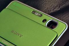 Cyber-shot DSC-T2 lens