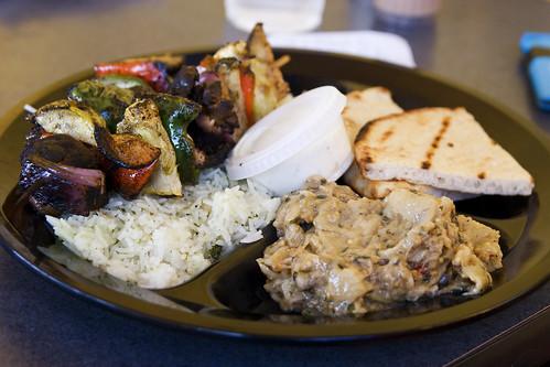 veggie platter!