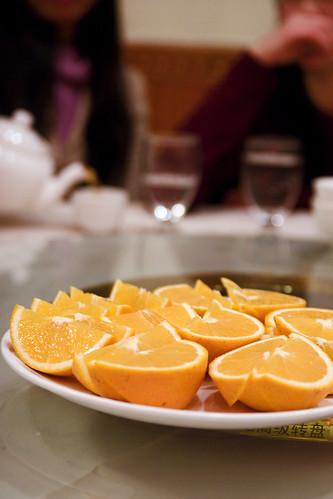 oranges, nom nom