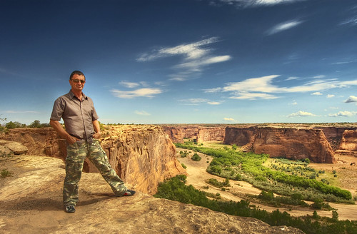 Canyon de Chelly and me