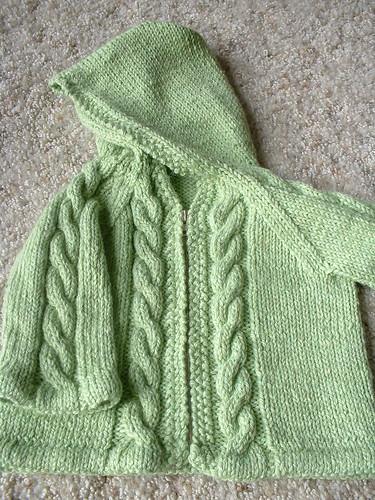 Teensie Sweater Sleeve