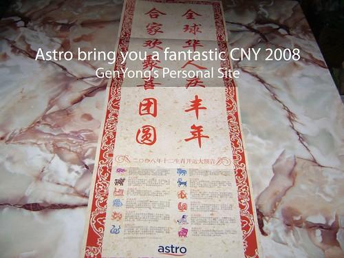 Astro CNY