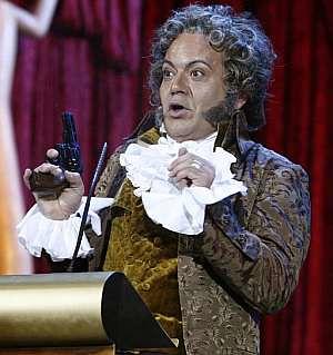 Goya cabreado
