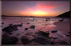 Whitesands sunset 4 (K_D_B 2 Million views. Thanks) Tags: sunset beach wales canon whitesands pembrokeshire 30d kdb welltaken fineartphotos weatherphotography avision superbmasterpiece diamondclassphotographer perfectsunsetssunrisesandskys
