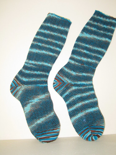 Art Yarns 2x2 Ribbed Socks