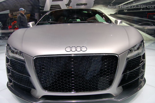 2008 Audi R8 V12 Tdi Concept. Audi R8 V12 TDI Concept North American International Auto Show Detroit 2008 114 N