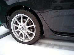 雪上ドライブ