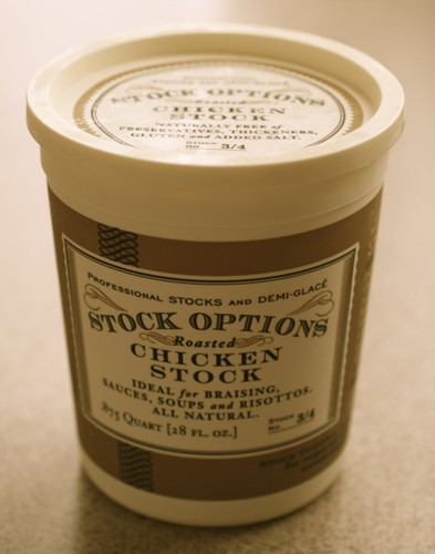 Food find: Stock options