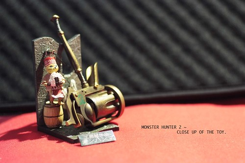 monster hunter toy for sale2