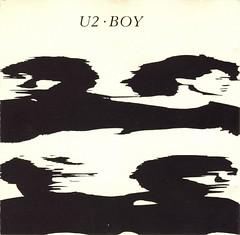 U2 - Boy (1980 ... their debut album)