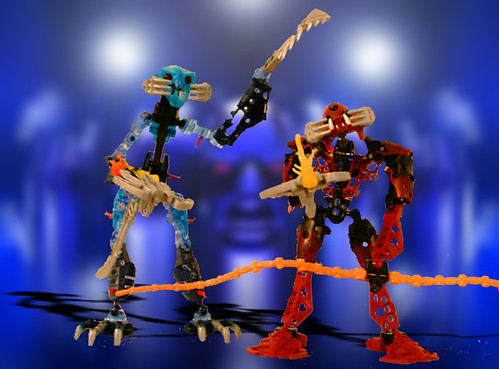 bionicle toys