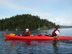 IMGP0023 (spuzzum42) Tags: kayak victoria kayaking brentwoodbay todinlet